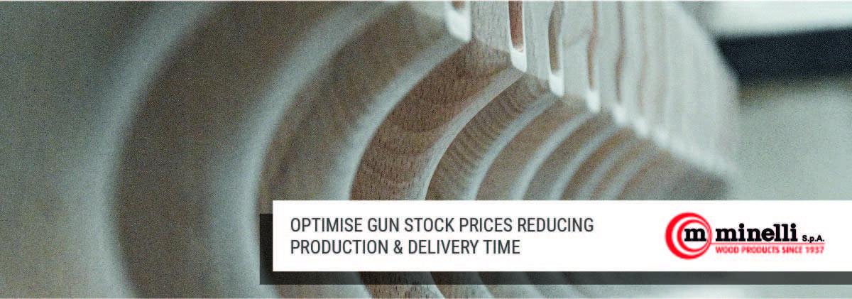 gun stock prices