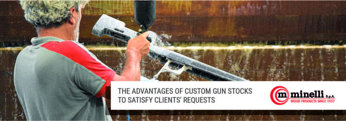 custom gun stocks