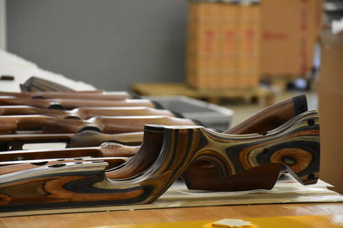 custom rifle stocks
