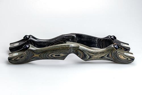 wooden bow riser