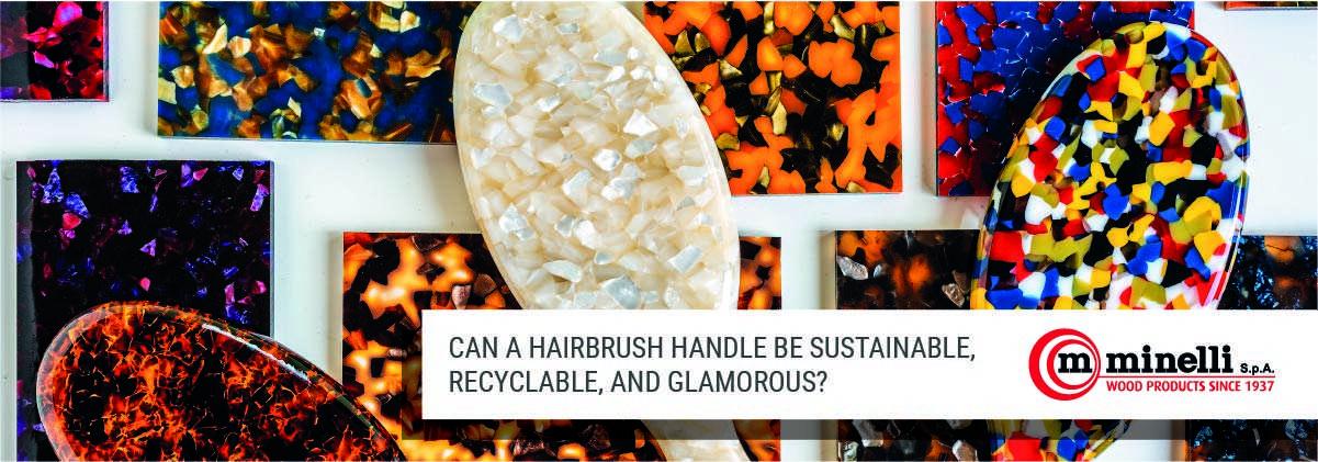 hairbrush handle