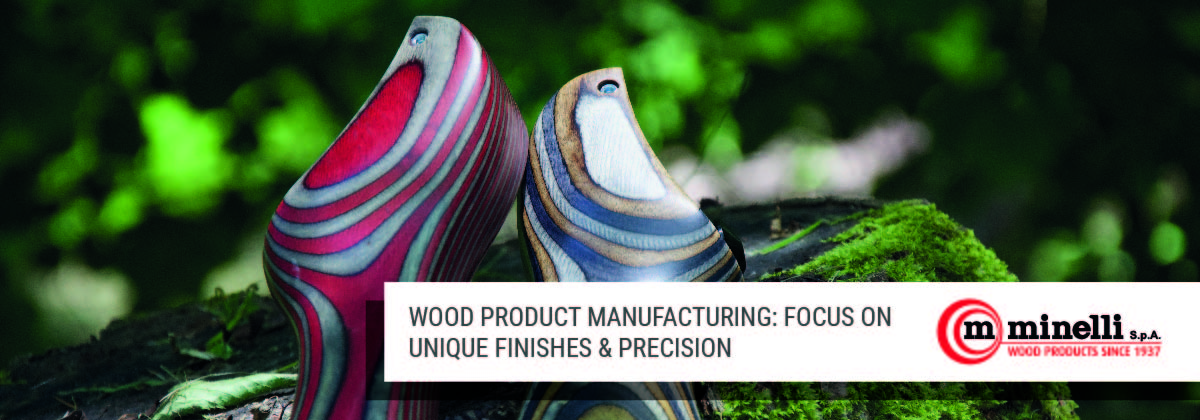 Wood product manufacturing