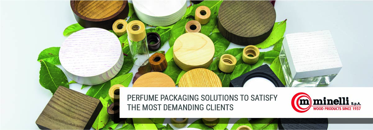 Perfume packaging solutions