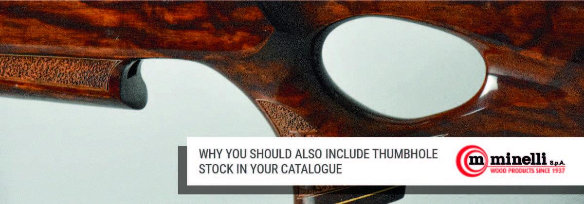 thumbhole stock