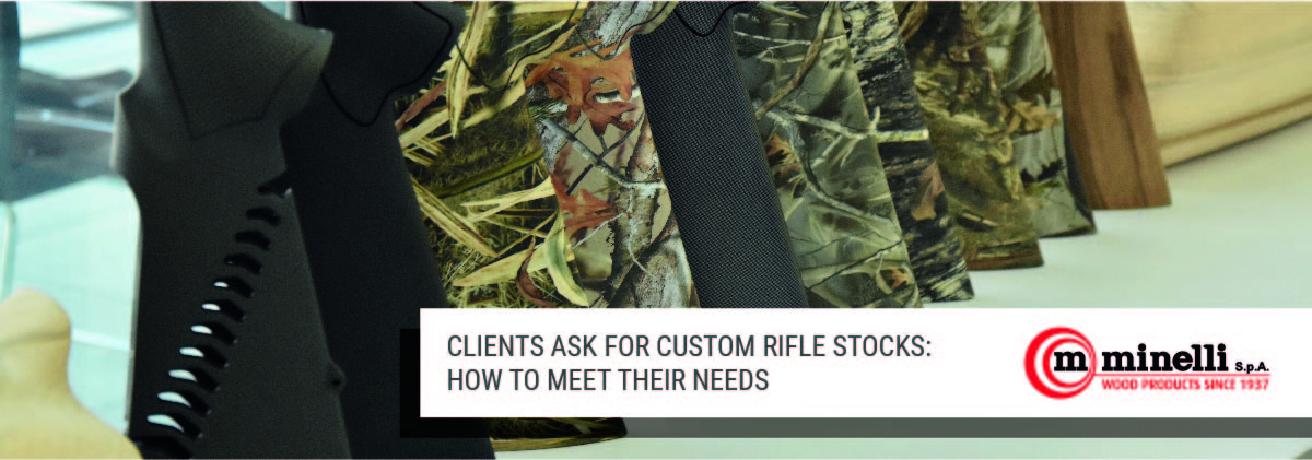 custom rifle stocks