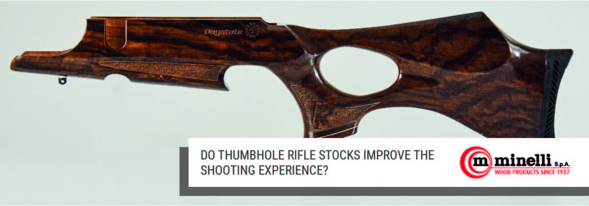thumbhole rifle stocks