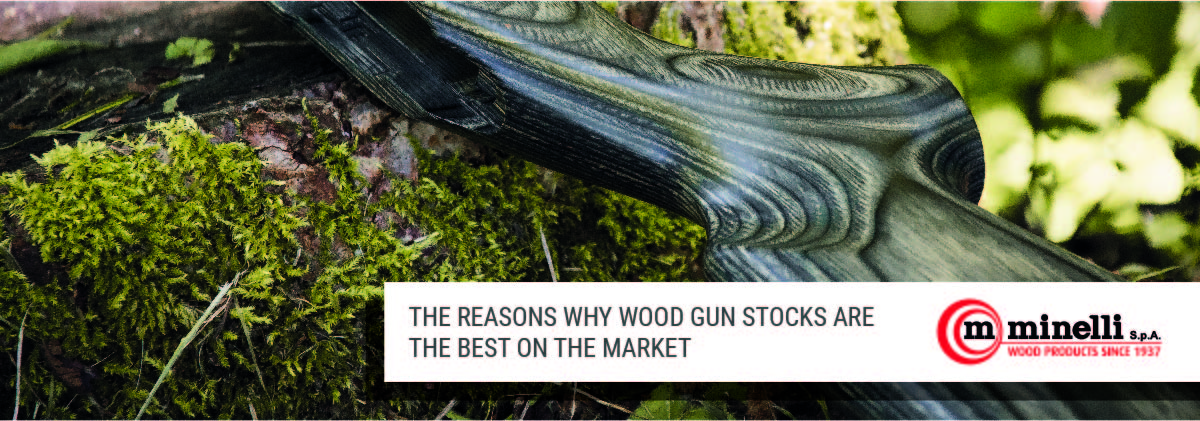 wood gun stocks